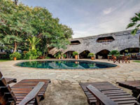 Bayete Guest Lodge in Victoria Falls. Just 3kms away from a world wonder