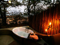 Romantic experiences with Changa Safari Camp, Lake Kariba