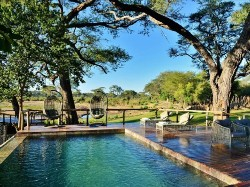 Elephant Valley Lodge - near Chobe, Botswana