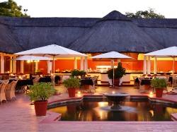 Jungle Junction Restaurant at the Victoria Falls Hotel