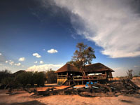 Nehimba Lodge in Hwange National Park