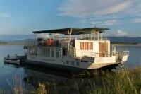 The Ponty Houseboat on Lake Kariba - Binga, Zimbabwe