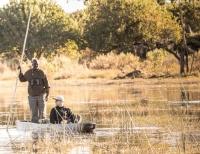 Dinare Camp, Okavango Delta, Botswana