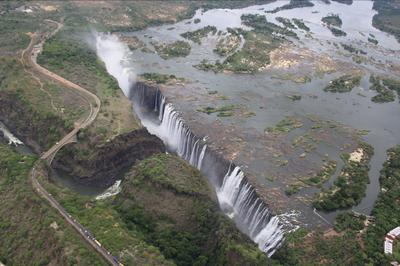 The Victoria Falls - 7th January 2020<br>(credit: Wild Horizons)