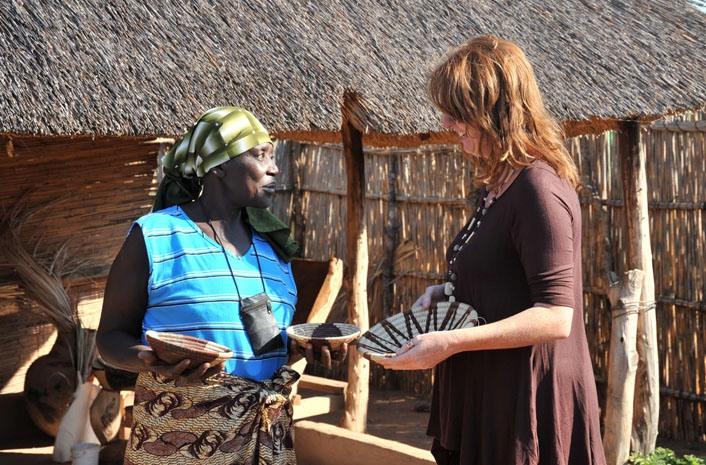 Village visit with Muchenje Safari Lodge - Botswana