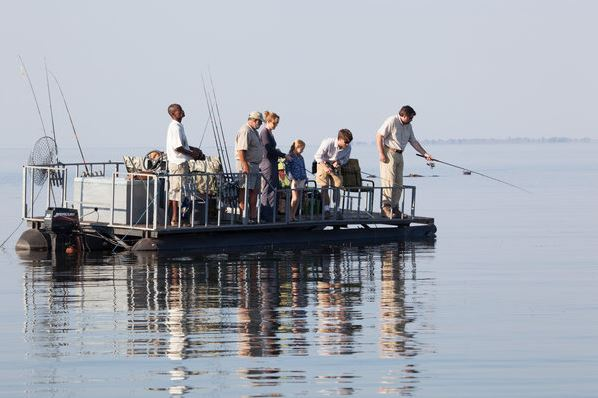 Fishing on the Lake Kariba with Musango Safari Camp