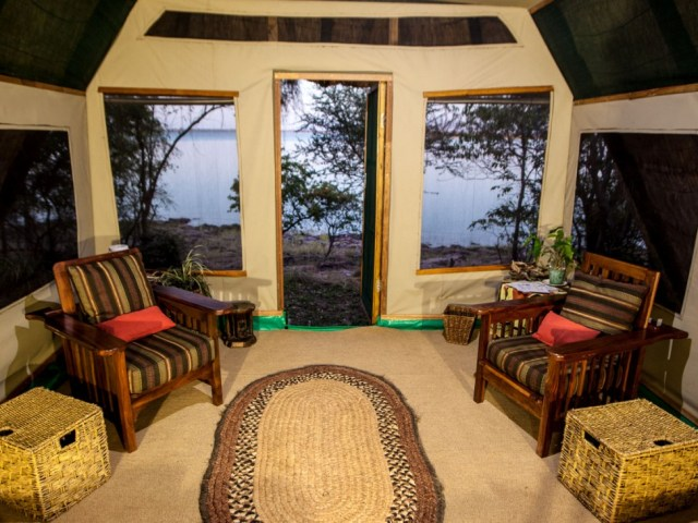 Musango Safari Camp, Lake Kariba, Matusadona National Park