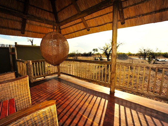 ...and the balconies also have a view of Nehimba Pan