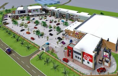 Sawanga Mall Plan (ZIMRE)