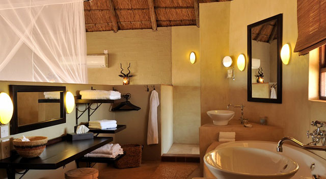 Beautiful en-suite rooms at Ngoma Safari Lodge - Chobe, Botswana