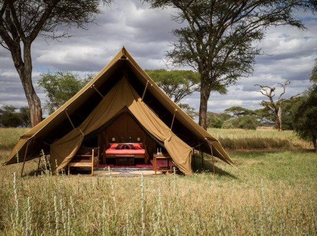 Osunyai Camp - Tarangire National Park, Zimbabwe