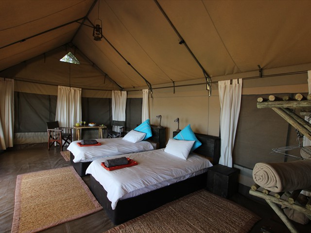 Pioneers Camp - tented bush camp, Victoria Falls accommodation