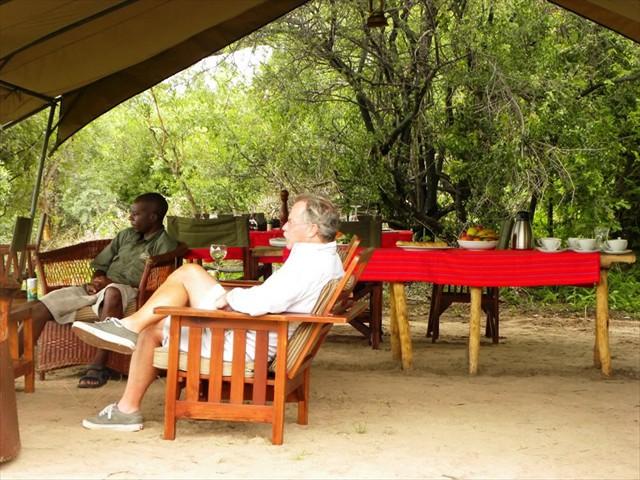 Pioneers Camp - Zambezi National Park, Victoria Falls, Zimbabwe