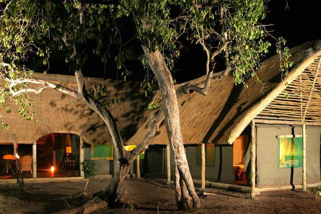 Pom Pom Camp, Okavango Delta, Botswana