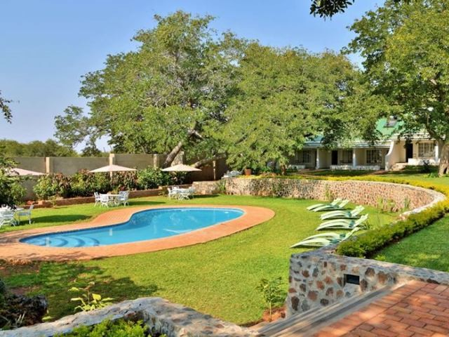 Batonka Guest Lodge - Victoria Falls accommodation