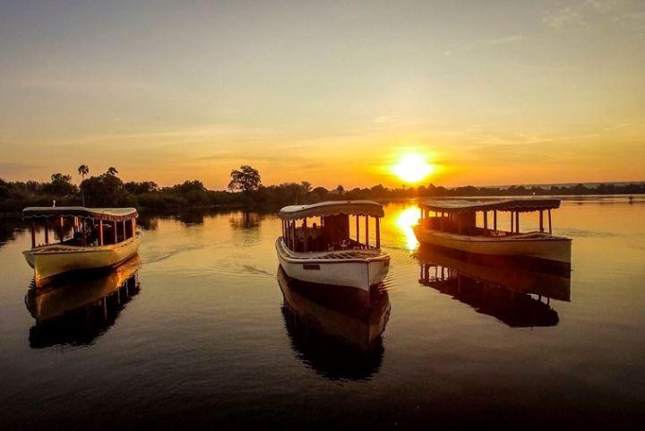 The Ra Ikane fleet, Victoria Falls, Zimbabwe