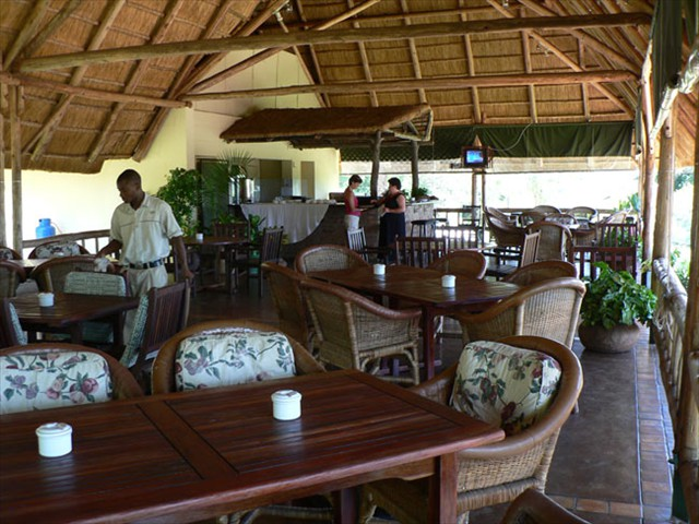 In Da Belly Restaurant at Rest Camp