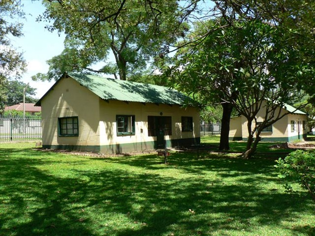 A lodge at Victoria Falls Rest Camp - self catering Victoria Falls accommodation
