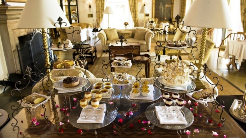 High Tea at Royal Livingstone