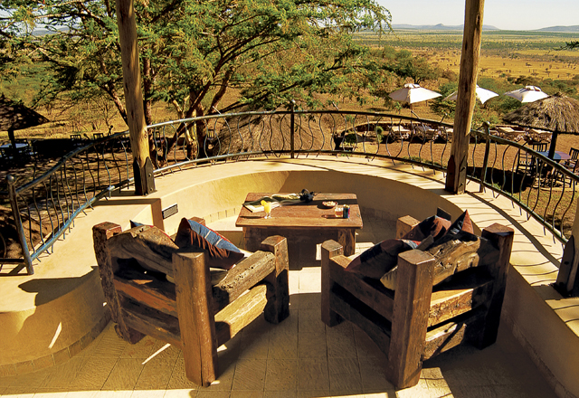 Serengeti Sopa Lodge, Serengeti National Park, Tanzania