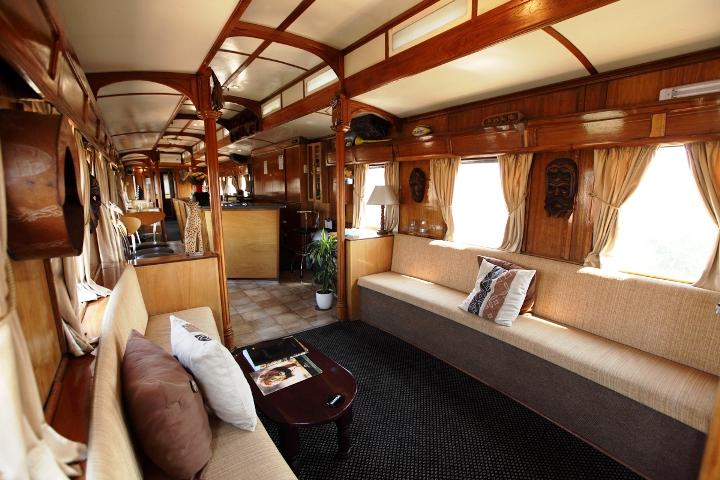 Fabulous on-board-facilities