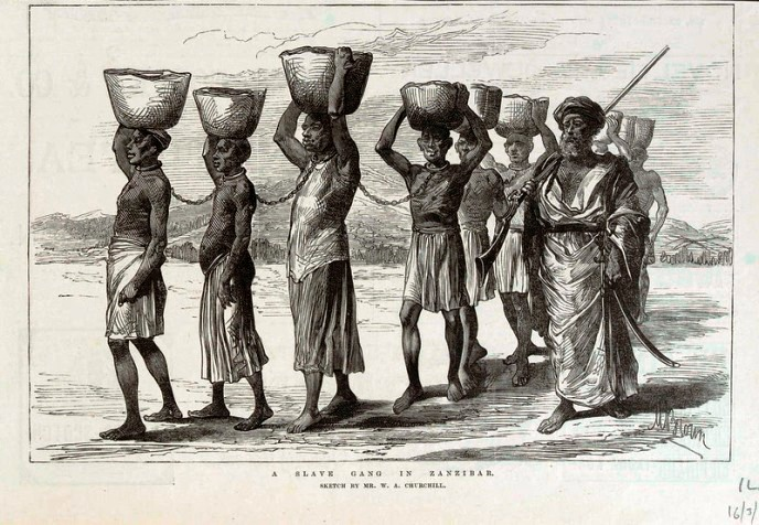 The effects of the atlantic slave trade