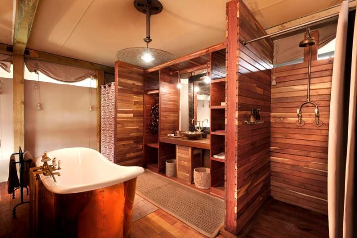 With beautiful en-suite bathrooms