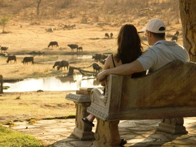 The Stanley & Livingstone Hotel - Victoria Falls, Zimbabwe