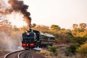 Steam train trips in Victoria Falls