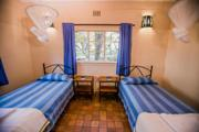 Victoria Falls Rest Camp lodge, Zimbabwe
