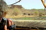 Siduli hide experience in Victoria Falls