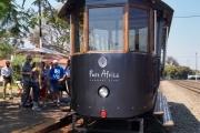 Rail Tram trips in Victoria Falls