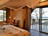 Sliding door leading to the patio with an awesome view