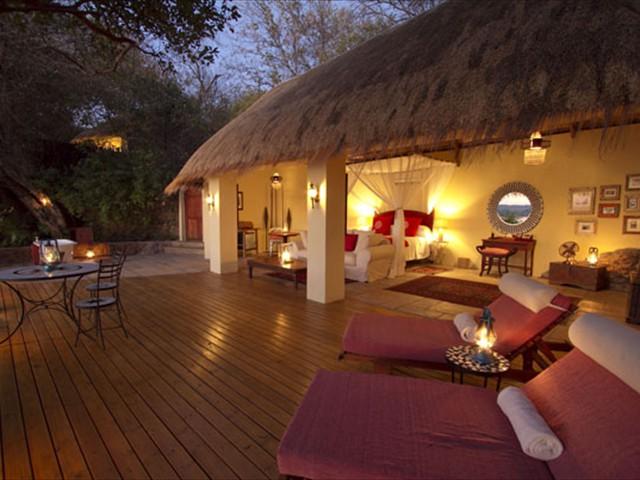 Tongabezi Lodge by the Zambezi River - Zambia