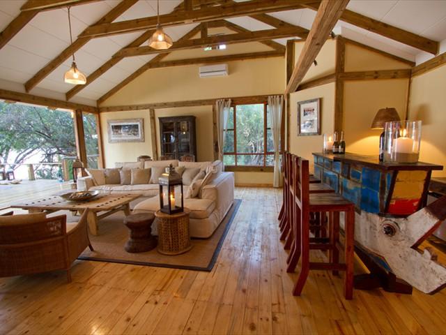 Inside The Bird House