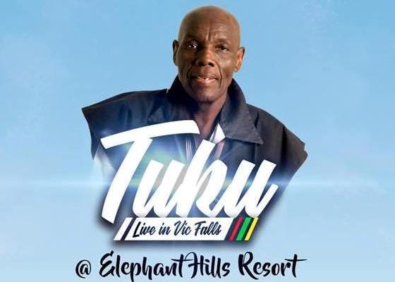 Tuku live in Victoria Falls, Zimbabwe