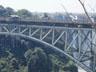 Spectacular views of the bridge