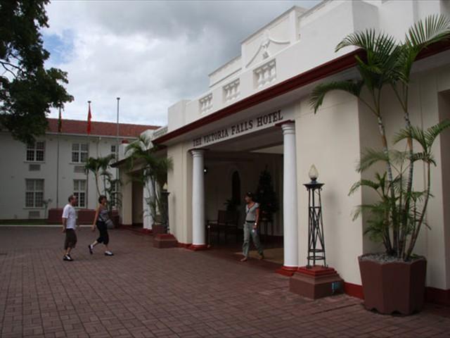 The grant Victoria Falls Hotel