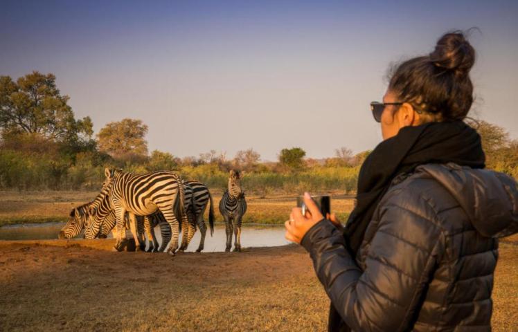 The Victoria Falls Private Game Reserve - Zimbabwe