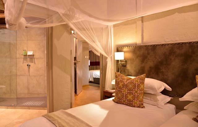 Beautiful en-suite rooms