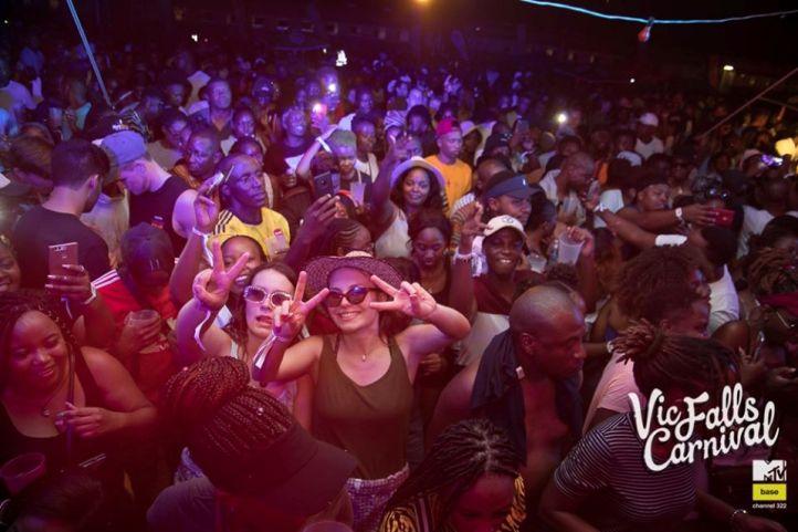 Victoria Falls Carnival 2019