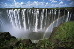 Victoria Falls - The smoke that thunders