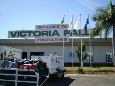 Victoria Falls Airport (image by ZNCC)