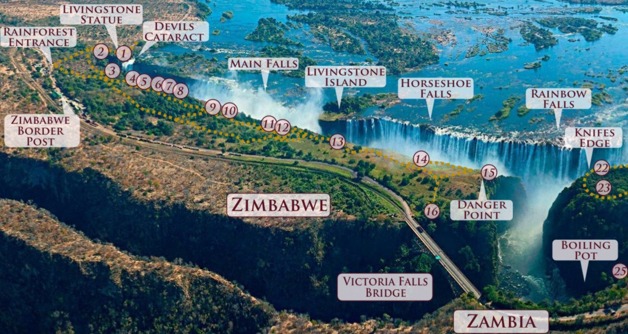 Victoria Falls Entrance Prices Times And What To Expect