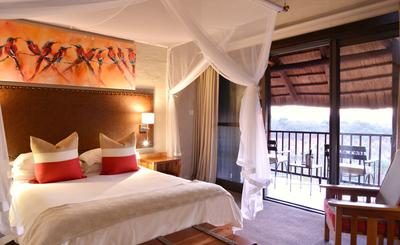New Safari Lodge Bedroom
