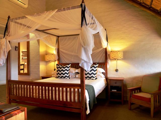 Suite at Victoria Falls Safari Lodge - Victoria Falls, Zimbabwe