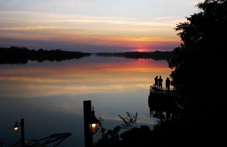 Gorgeous Zambezi sunset