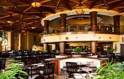 Whitewater Restaurant at Kingdom Hotel - Victoria Falls