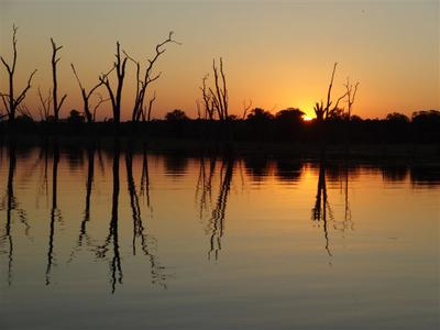 Kariba Sunset
