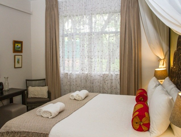 Beautiful cosy rooms
